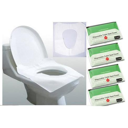 Amazing 10Pcs Per Pkt Disposable Hygiene Travel Toilet Seat Covers Caraccident5 Cool Chair Designs And Ideas Caraccident5Info