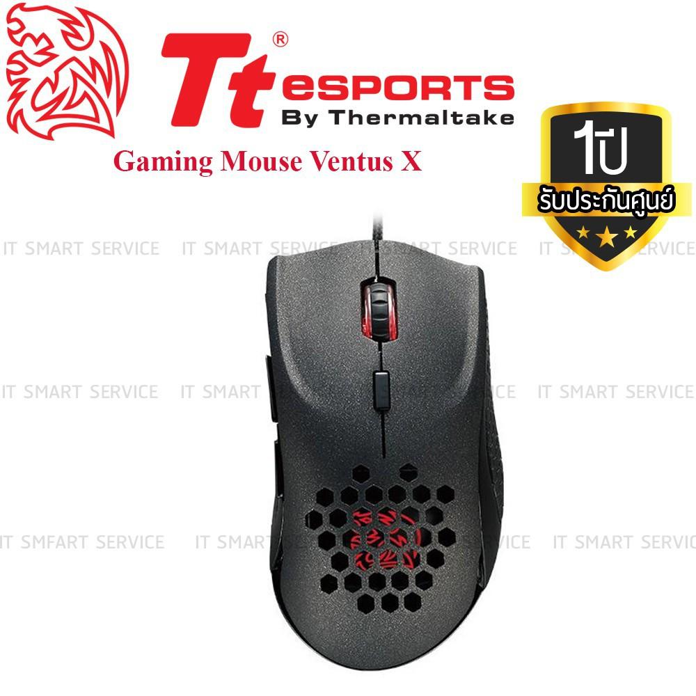 Mouse Tt Esports Ventus X Gaming Mouse - รับประกันศูนย์
