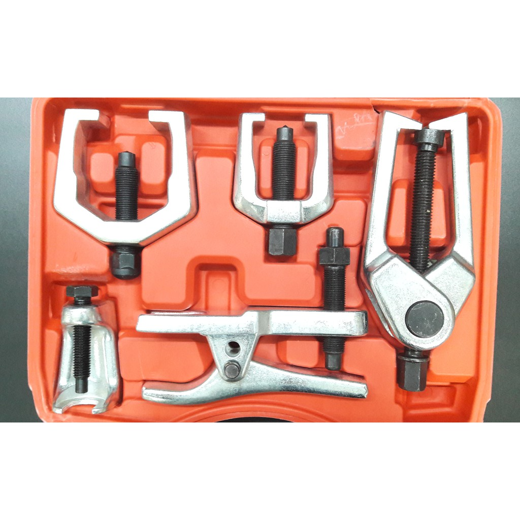 5pcs Front End Service Tool Kit Ball Joint Separator