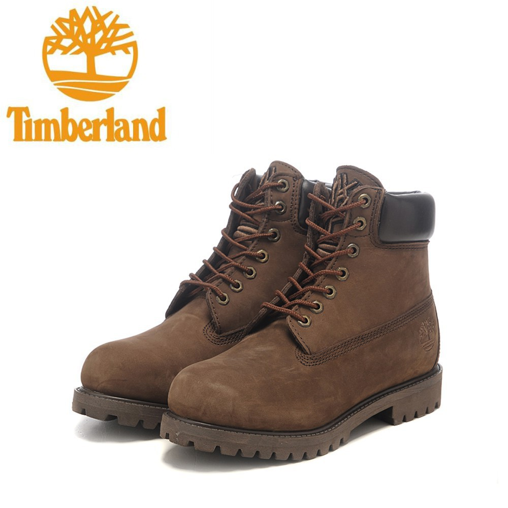Timberland Genuine Leather men s women s martin army boots sneakers shoes  10061  58a8a2fd6d8c
