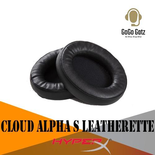 {HXS-HSCAS-EP1} HyperX Cloud Alpha S Leatherette