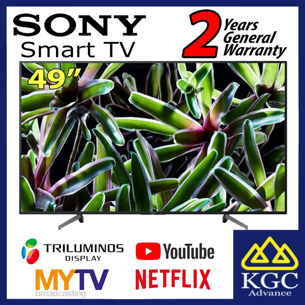 "SONY 49"" 49X7000G KD49X7000G Smart 4K UHD LED TV KD-49X7000G"