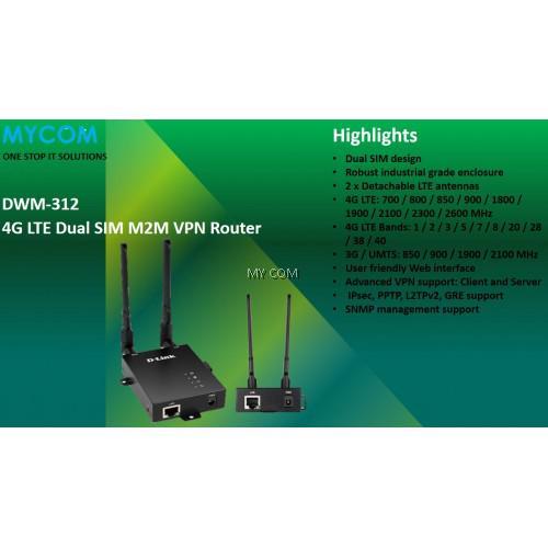 D-Link DSR-500 Dual Wan 4-Port Gigabit VPN Router   Shopee Malaysia