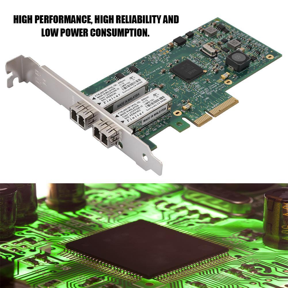 I350F2-2SFP LAN 1000mpbs intel 2-Port Network Card Card NIC