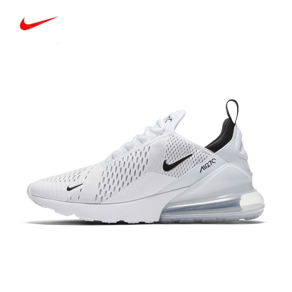 cheap for discount 9e7d6 47338 Nike AIR MAX 270 4 Colors Men and Women Cushion Running Sport Shoes White  Black