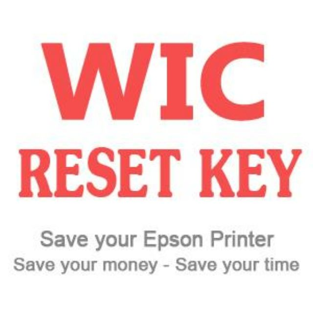 Wic Reset Key Wash Ink Pad Or Absorber Full Shopee