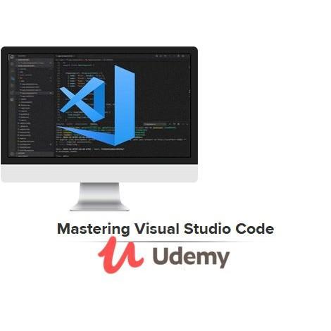 {Video} Udemy -- Mastering Visual Studio Code [MP4] ✔️