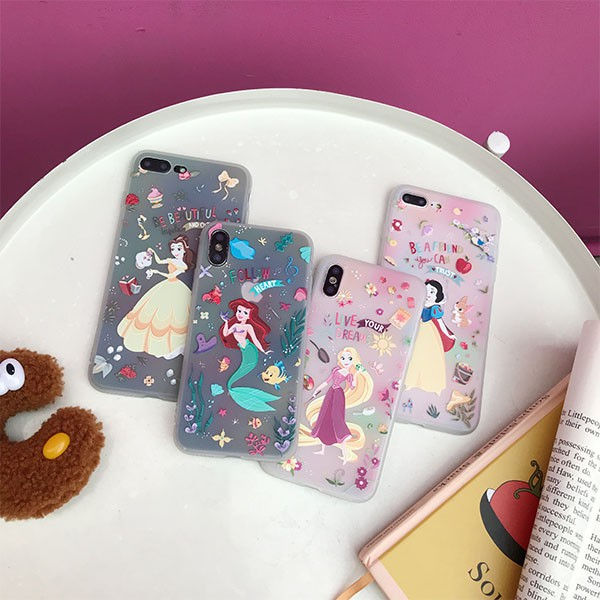 tpu case iphone 6/6s iphone6 plus iphone7/8 8plus iphone X /XR /XSMAX Cartoon Pattern