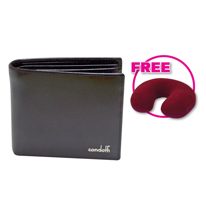 Condotti Men's Leisufe Bifold Wallet [ C-60800 ]