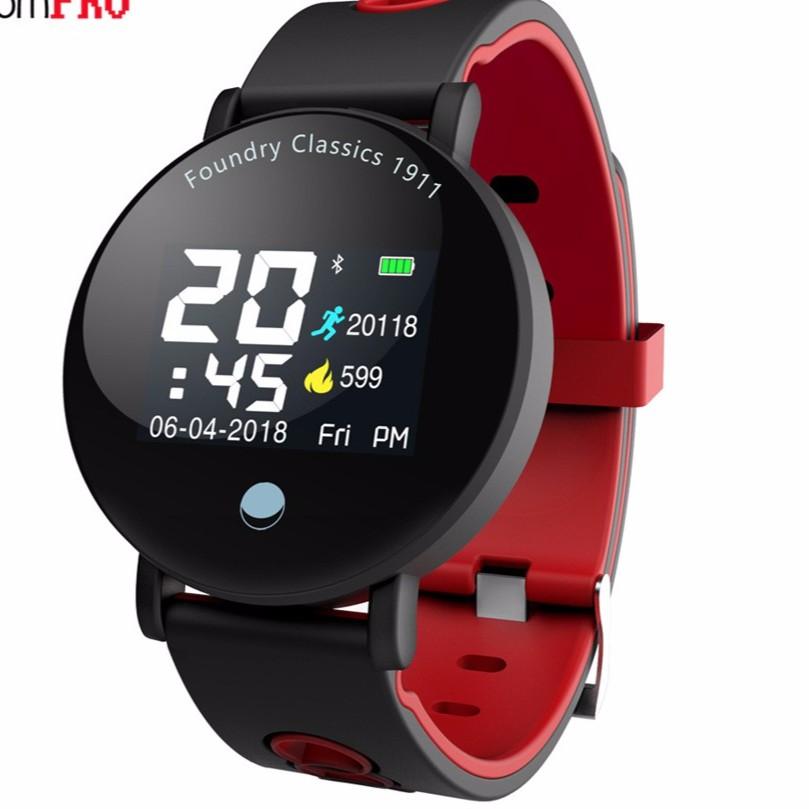 Y6 Plus Smart Watch Bluetooth smart Bracelet IP67 waterproof step heart Rate