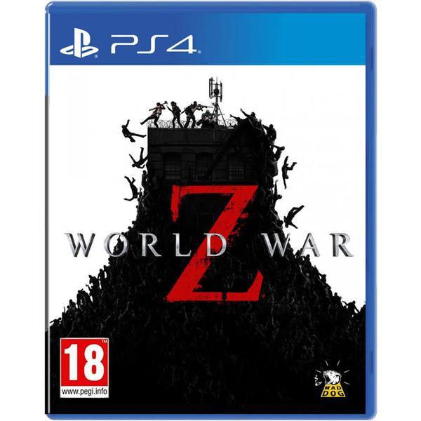 PS4 World War Z (English / Chinese Edition)