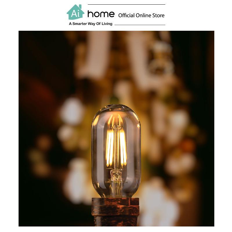 MOMAX IOT Smart Classic LED Bulb (CYLINDER) / E27 (IB6SY) [ Ai Home ]