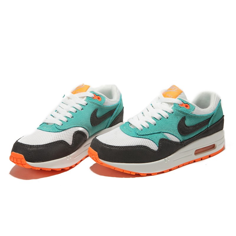 2017 Nike Air Max 1 Classic style for Women 87 running shoes size EUR 36 40