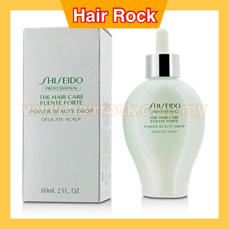 SHISEIDO THE HAIR CARE FEUNTE FORTE POWER BEAUTY DROP- DELICATE SCALP 60ML