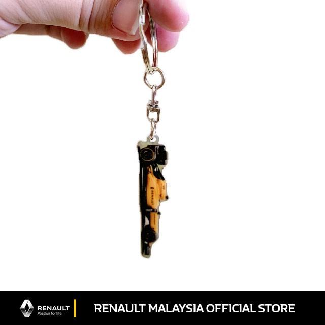 Renault Sport F1 Keychain Shopee Malaysia