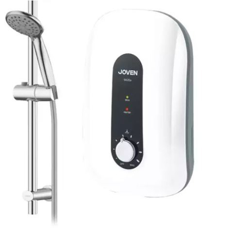 Joven Water Heater Without Pump SA20E - White Showerhead