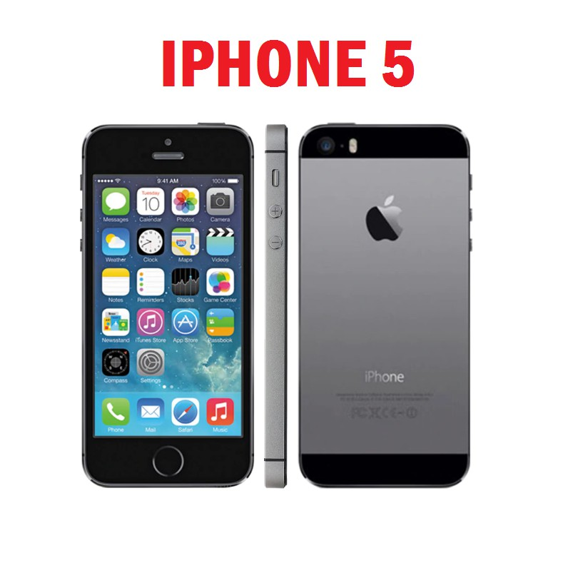 ORIGINAL IPHONE 5 16GB / 32GB / 64GB 90% CONDITION LIKE NEW GUARANTEE WITH ORIGINAL LCD AND HOUSING NOT RECON SET