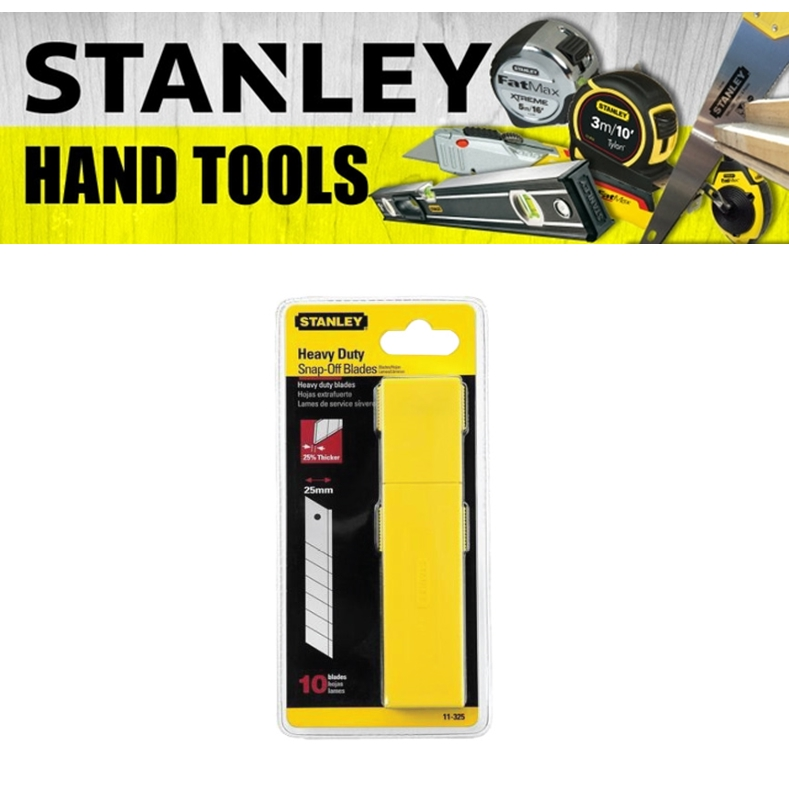 STANLEY QUICK POINT BLADE 11-325-0 CUTTING TOOLS CUTTER