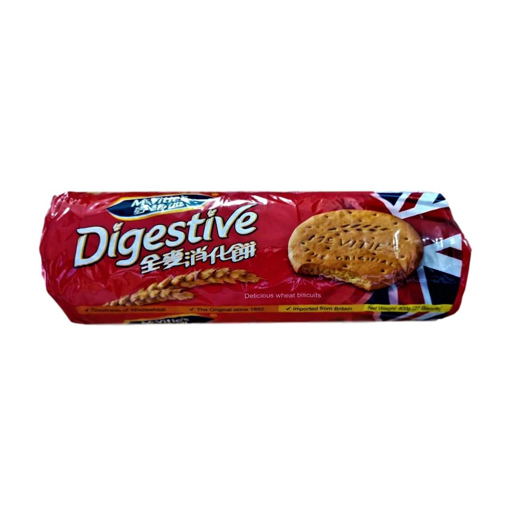 McVitie's Digestive Biscuits (400g) - Retail & Wholesale