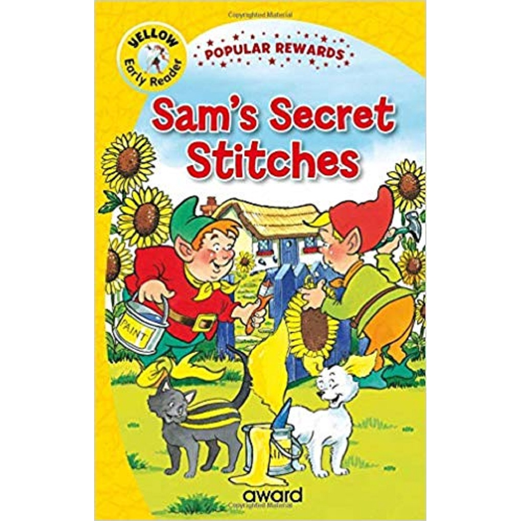 Sam's Secret Stitches Author: Giles, Sophie  ISBN: 9781782702214 (MPH)