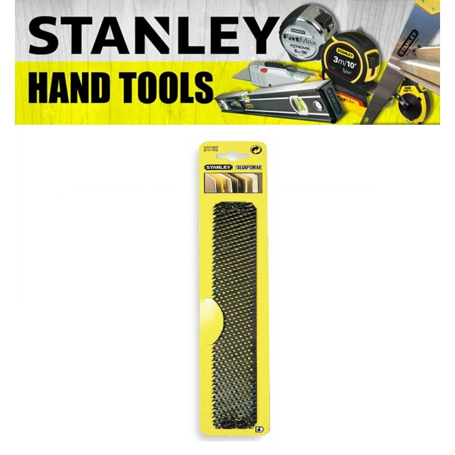 STANLEY STANDARD FINE CUT BLADE 21-293 250MM 10 INCH 21-398 140MM 5-1/2 INCH REPLACEMENT BLADE 21-515-5 63.5MM 2-1/2''