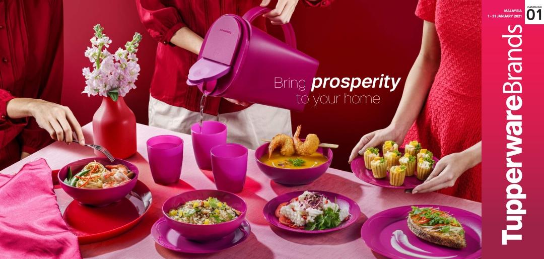 Tupperware Camilla Purple Collection Dining Serveware Jug Mug Bowl Plate Desert Plate Set