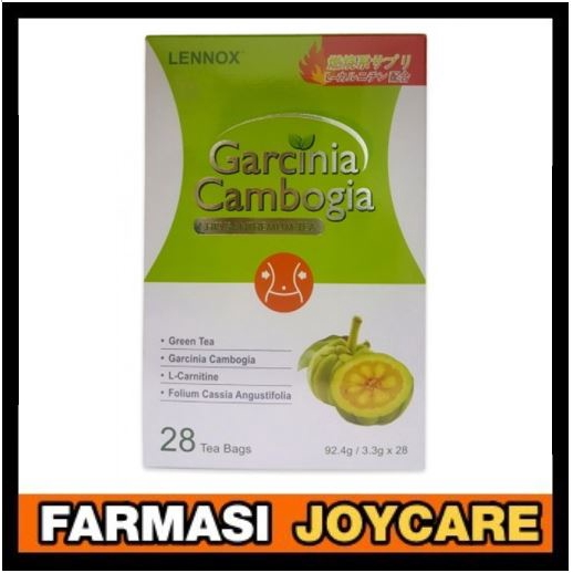 Lennox Garcinia Cambogia Tea 28 S Exp December 2022 Shopee