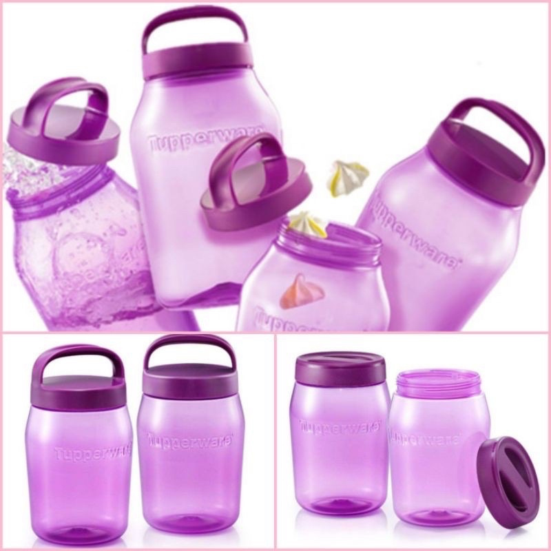 Jar Tupperware 3 liter