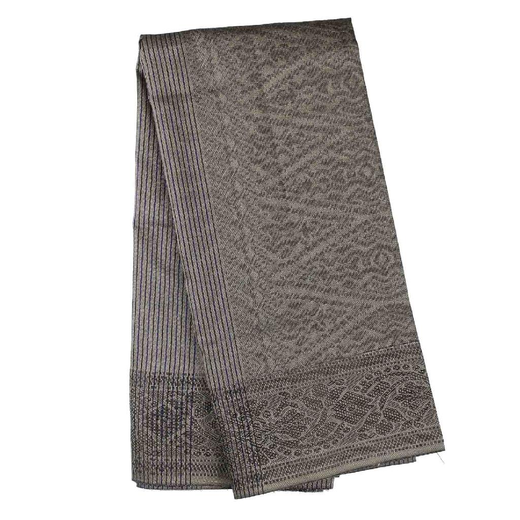 Men Sampin - Brown on Black ( 2m x 32 Inch ) 0818RIKTBHD10A #Raya