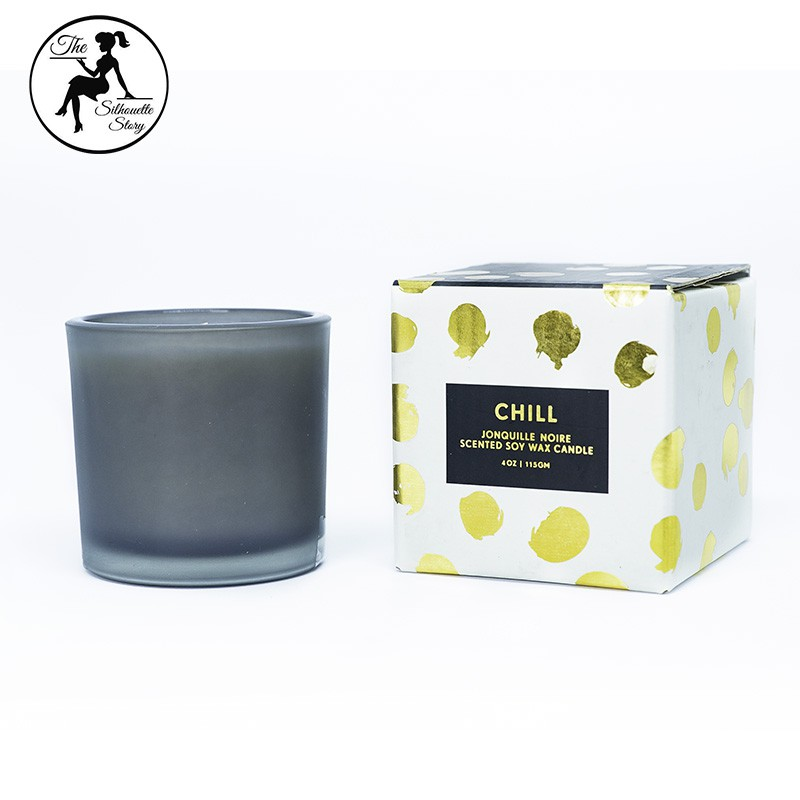 Cotton On Rubi Soy Candle Room Bedroom Living Room Refreshing Warm Scented Candle in Glass