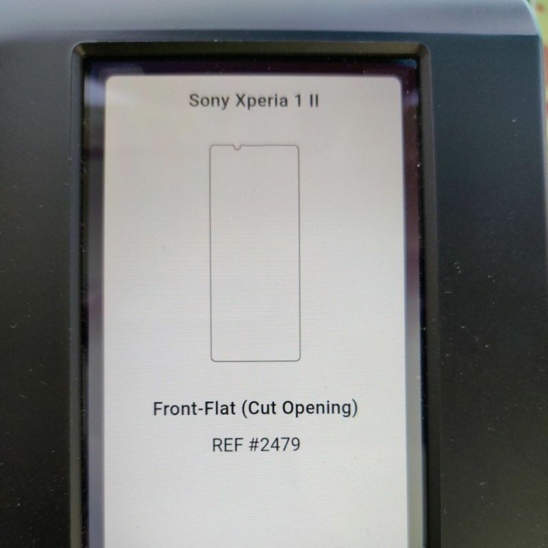 X.One Stealth Armor 3 Xperia 1, 1 II Clear / Matte Hydrogel Screen Protector