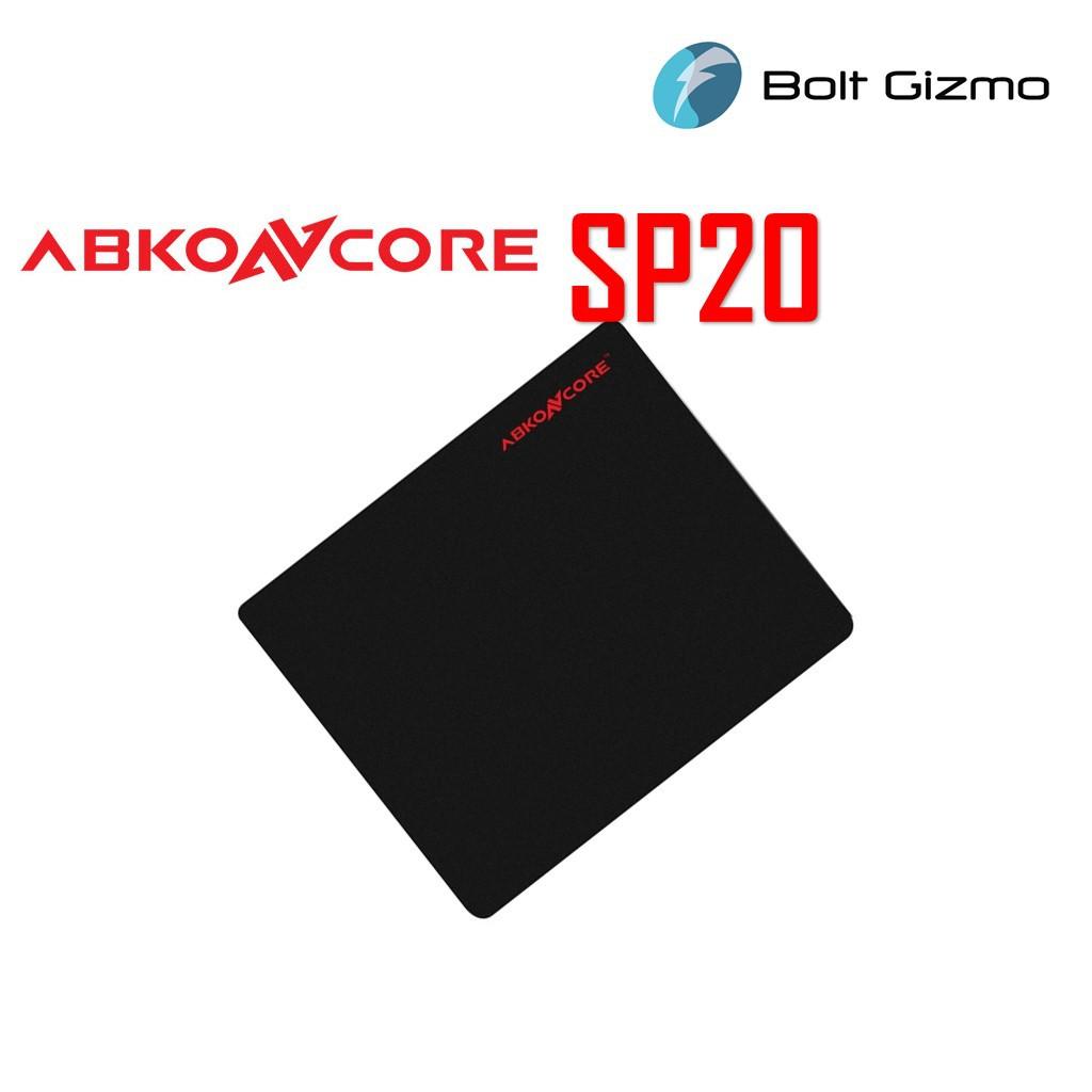 ABKONCORE GAMINGFREAK Premium SP20 Mouse Pad 24x20cm Non slip Rubber Base ABKSP20
