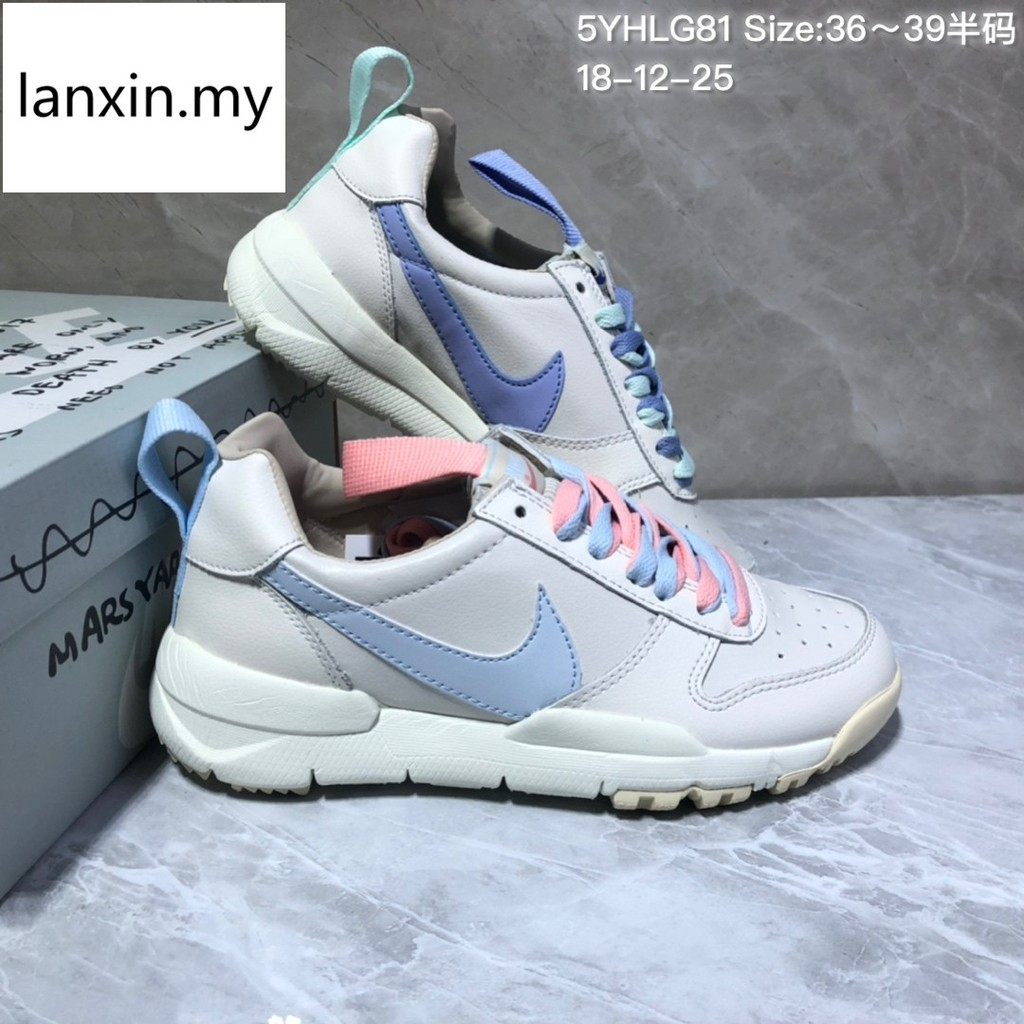 suéter claro Desobediencia  Ready Stock Nike Big Swoosh women running shoes size 36-39 | Shopee Malaysia