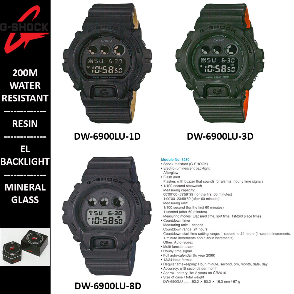 Original Casio Standard Digital Watch Ae 1200wh 1b Shopee Malaysia Jam Tangan 1bv