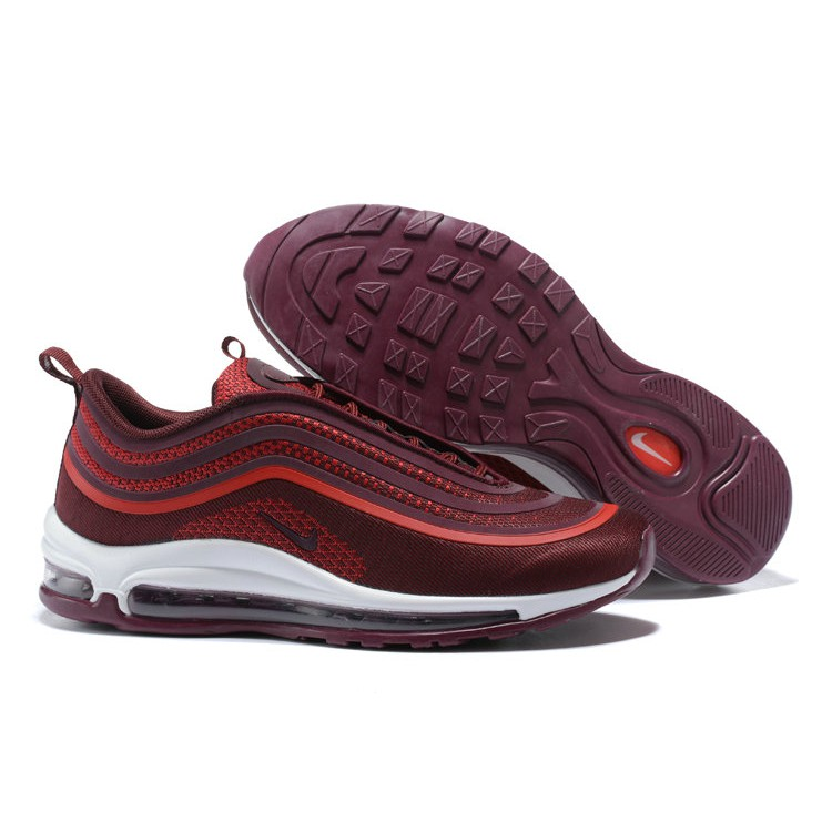 nike air max 97 ultra red and white