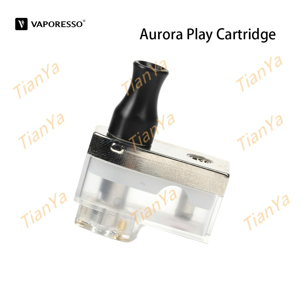 100% Original Vaporesso Aurora Play Pod Cartridges Vape Tank 2ml 1 3ohm E  Cig