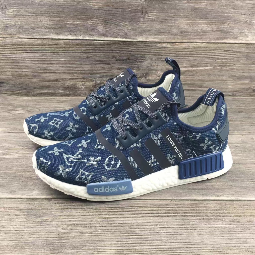 LV x Adidas NMD XR_1 Boost Shoes BA7263 Private Limited edition