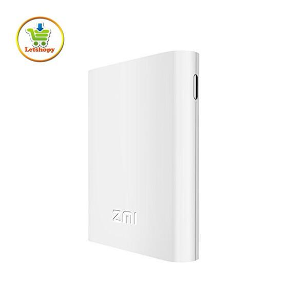 Xiaomi ZMI MF855 3G <b>4G</b> LTE Mifi <b>WiFi Router</b> 7800mAH ...