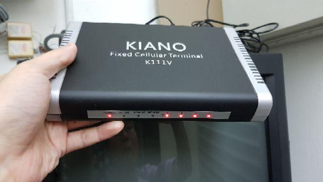 KIANO KV111V GSM TERMINAL | Shopee Malaysia