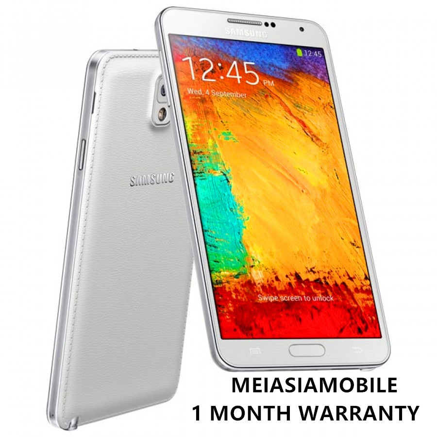 SAMSUNG GALAXY NOTE 3 N9005 16GB / LTE