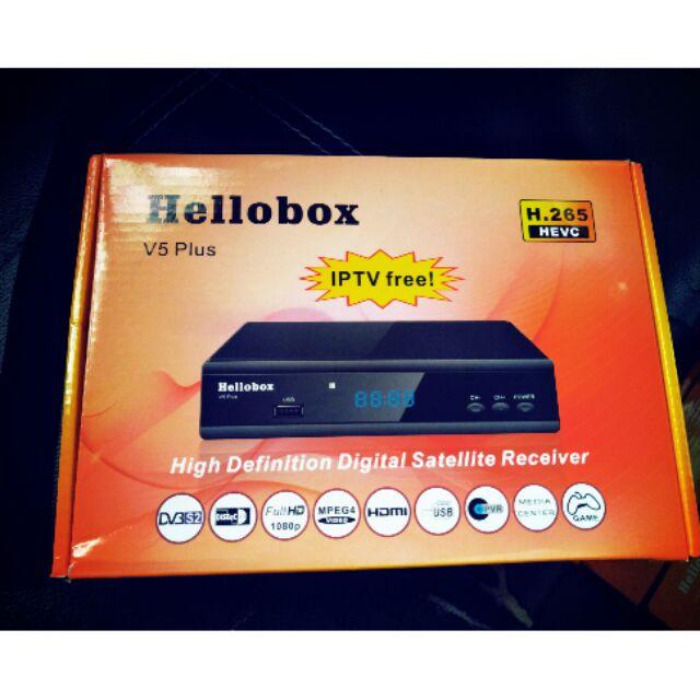HELLOBOX V5 PLUS