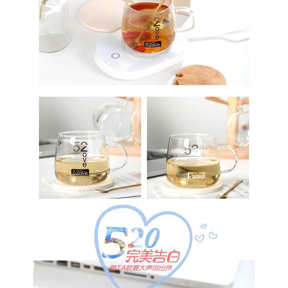 Couple Lover's Gift cup with lid spoon creative personality trend# milk coffee cup home tea cup# Insulation plate#