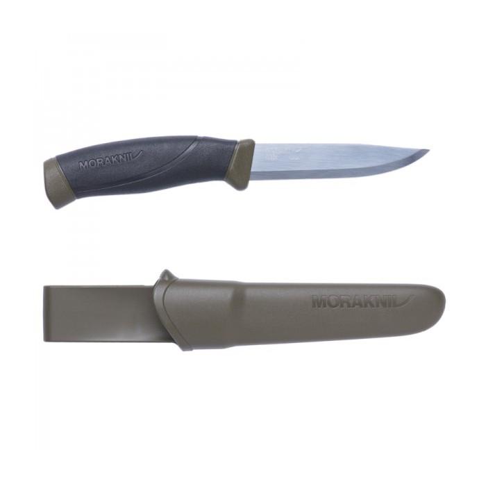MoraKniv Companion Military Green MG (C) Knife 12216