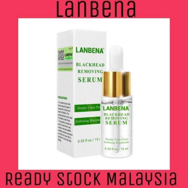 Lanbena Blackheads Removing Serum