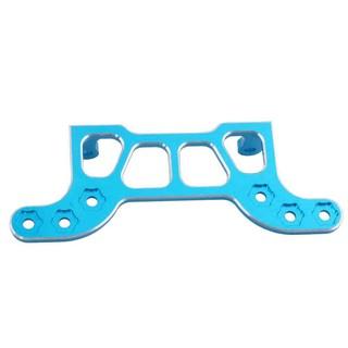 Parts /& Accessories RC 102270 02064 Color: Blue Aluminum Rear Bumper Top Plate for HSP 1:10 On-Road Car -