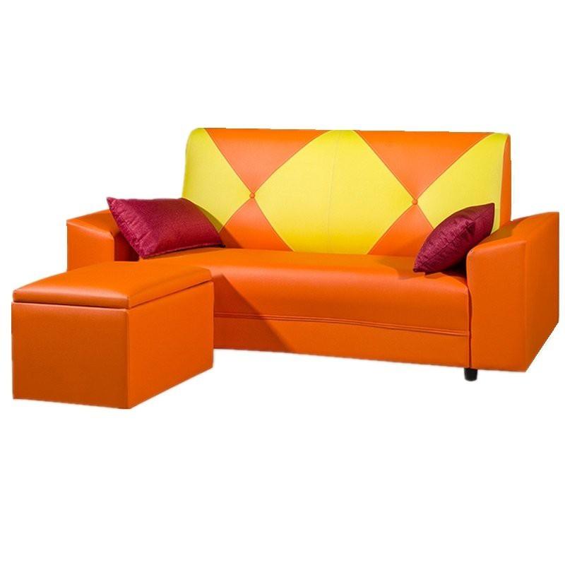 Sofa Bed Jati Minimalis