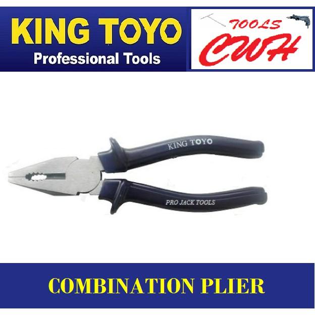 King Toyo Combination Plier STANLEY M10 SATA LONG NOSE TOPTUL SATAGOOD DEWALT