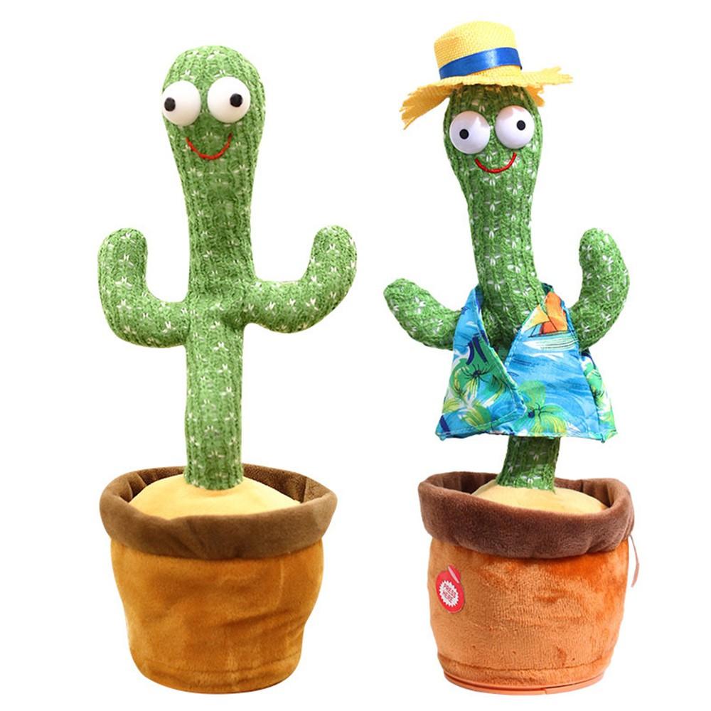 120 Songs Tik Tok Electric Cactus Dancing Cactus Twist Cactus Twist Singing  Dance Birthday Gift Dancing Talking Recordin   Shopee Malaysia
