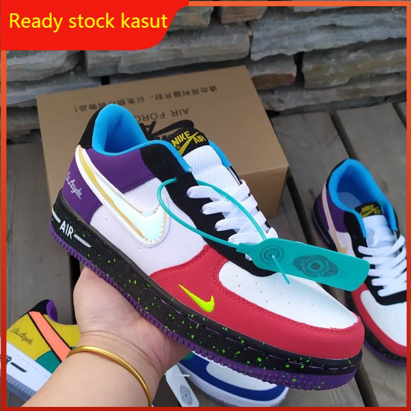 Buy Nike Air Force 1 Low What The LA Cover sneaker | SeeTracker ...