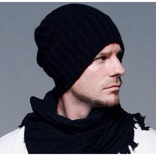 7aa9ba335c2 beckham style head wear unisex beanie man men women cap male topi ...